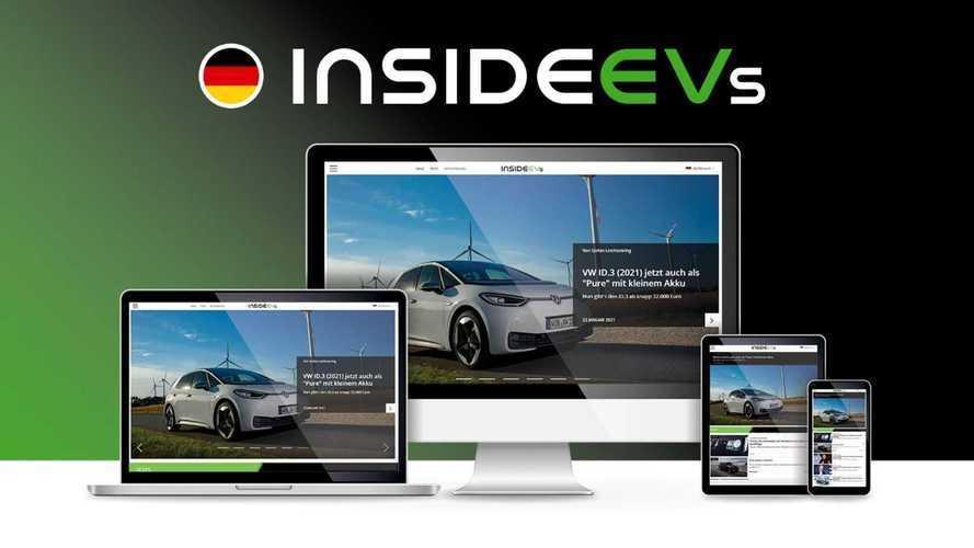 InsideEVs'in Almanya versiyonu da açıldı!