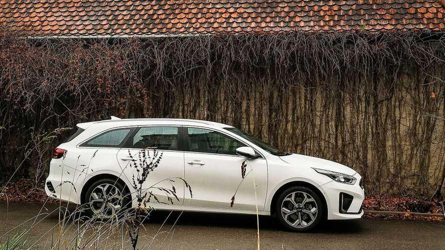 Kia Ceed Sportswagon Plug-in Hybrid (2020) im Dauertest, Teil 3