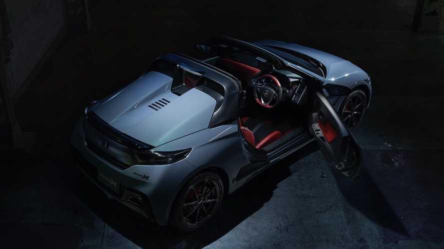 Honda S660 Modulo X Versi Z, Model Terakhir yang Diproduksi Honda