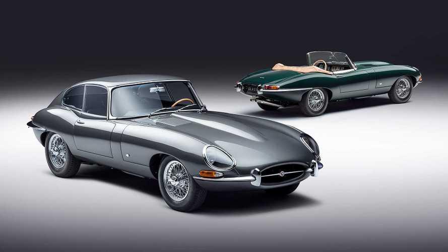 Jaguar celebra la E-Type con la 60 Collection