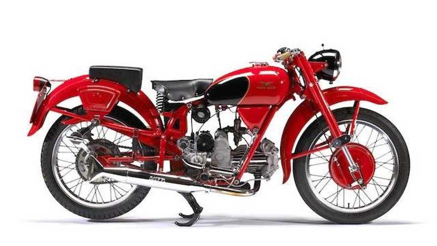 10 Motor Penting dalam Sejarah Moto Guzzi