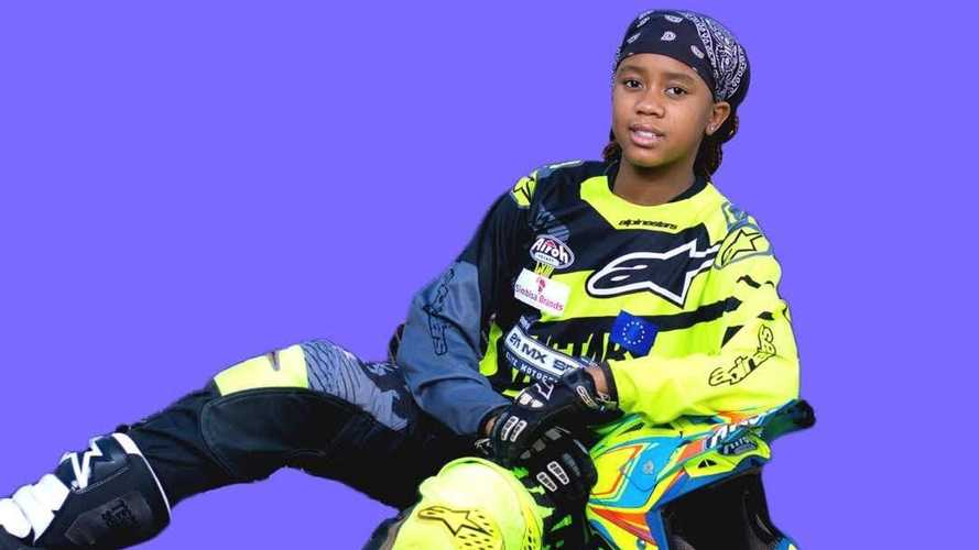 Zimbabwe's Motocross Champion Has Bigger Goals Ahead Of Her