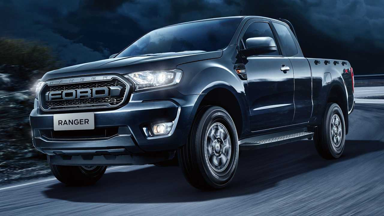 Ford Ranger Armored Calvary Edition announced for sale through Costco.