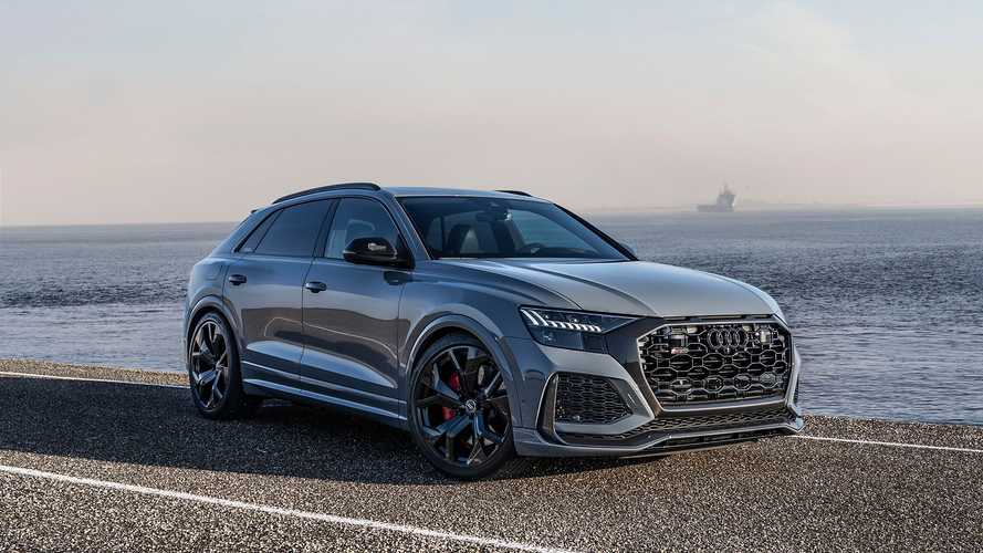 Modified Audi RS Q8 Is So Loud, It Might Scare The Lamborghini Urus