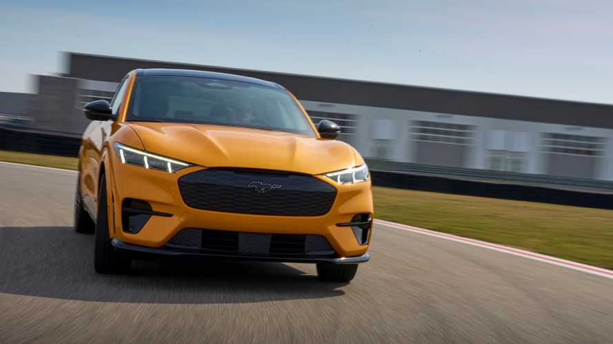 Tesla Model Y Performance VS Ford Mustang Mach-E GT: Comparison