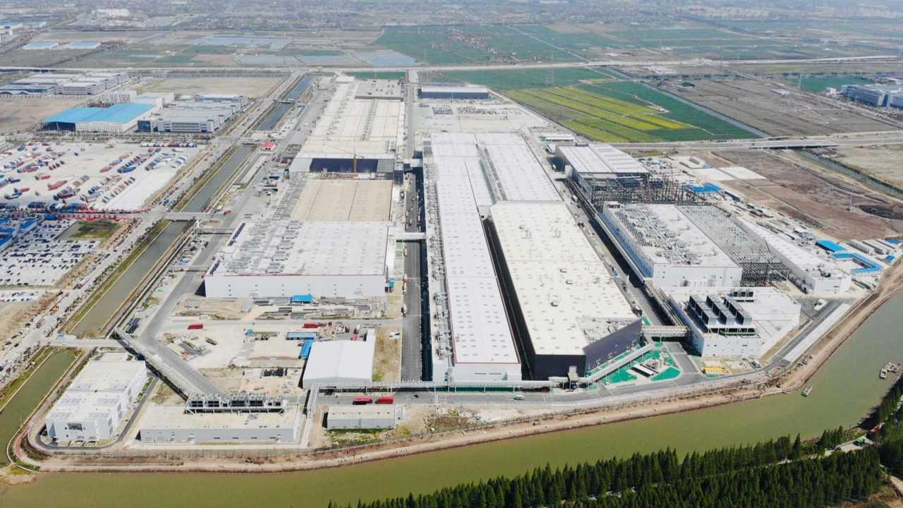 Tesla Giga Shanghai - Expansion continues (Tesla Q1 2021 report)
