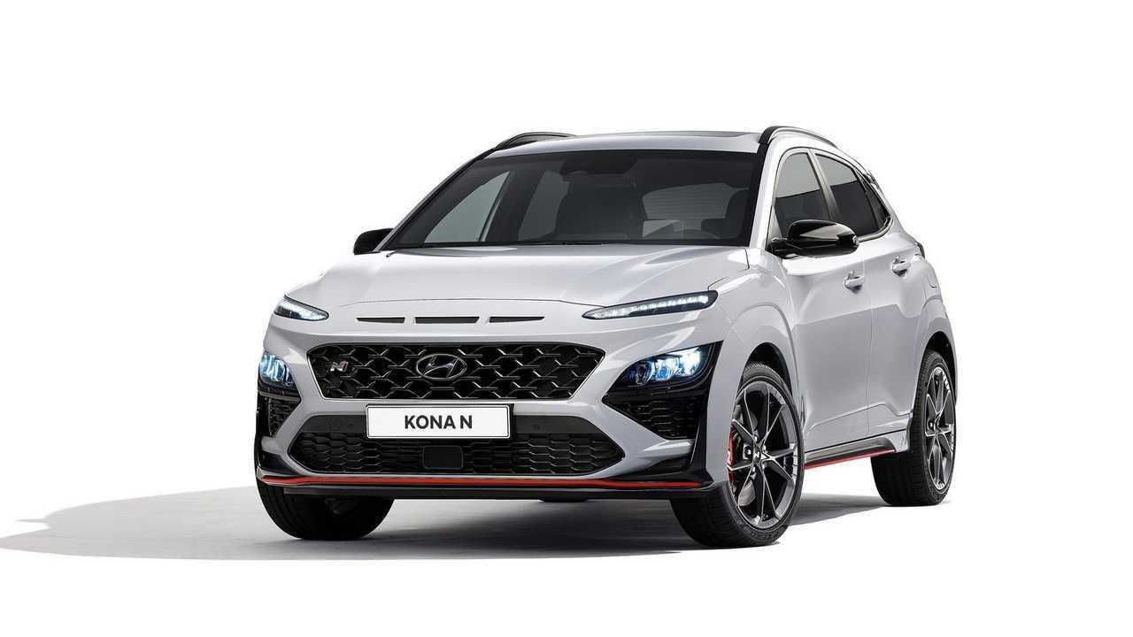Hyundai KONA N 2021, con 280 CV