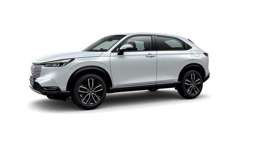 Honda HR-V e:HEV 2021, el SUV japonés se rinde a la hibridación