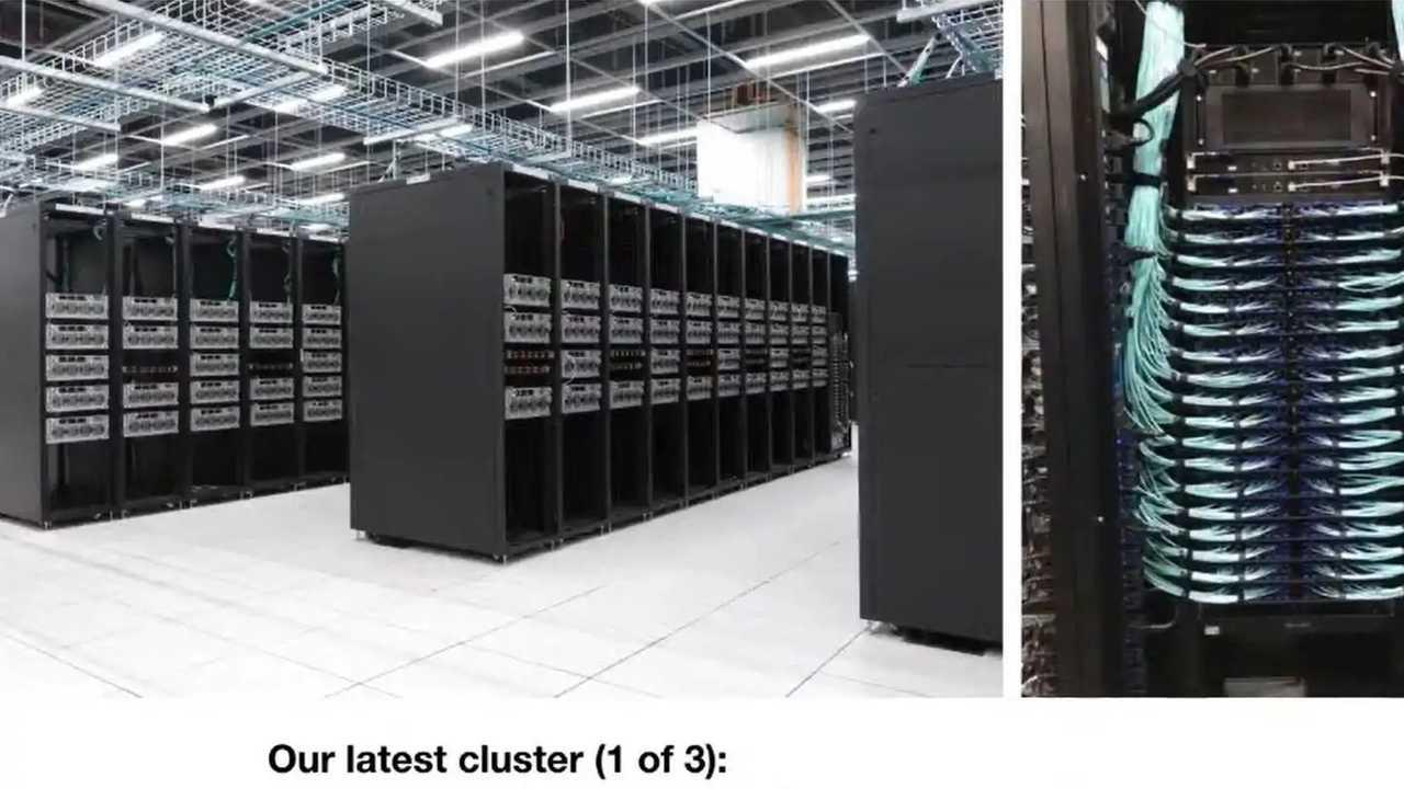 Tesla supercomputador