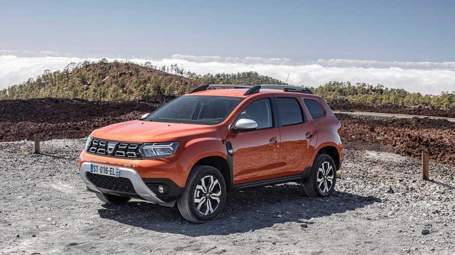 Dacia Duster, col restyling 2021 aggiorna design e tecnologia