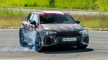 Der neue Audi RS 3 (2021) wird sehr quer und sehr schnell fahren