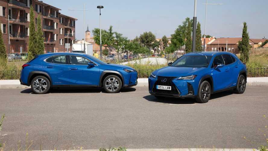 Lexus UX 300 e 2021, probamos el SUV eléctrico de forma distinta