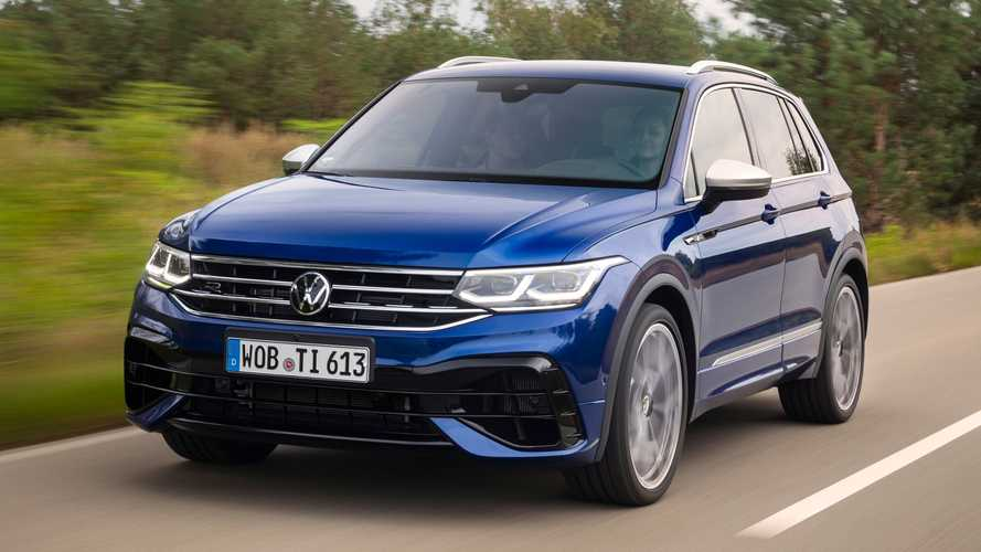 High-performance VW Tiguan R now available with prices starting at £46k