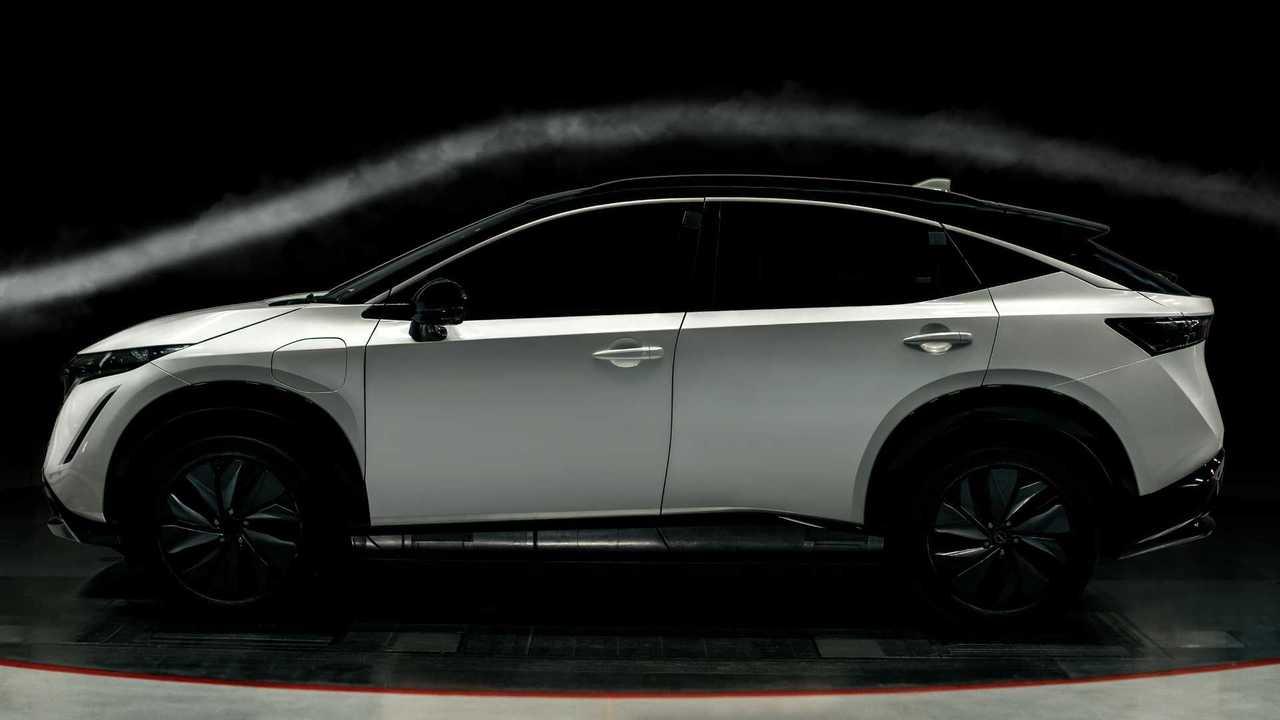 Ariya Will Be Nissan's Most Aerodynamic Crossover Ever: 0.297