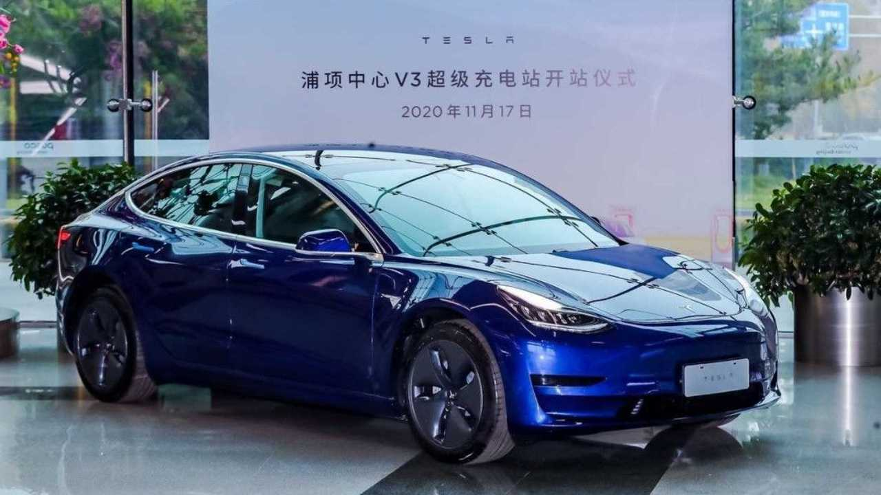 11. Tesla Model 3