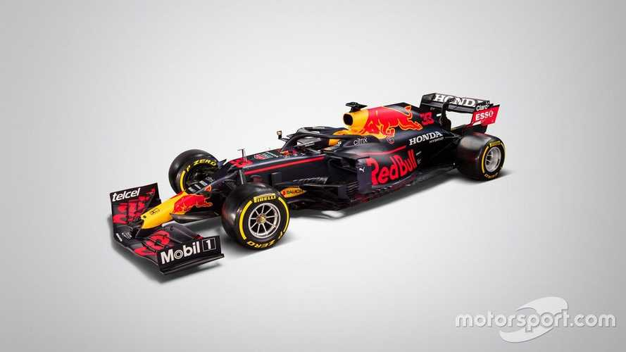 Red Bull presenta su RB16B 2021, el F1 'anti-Mercedes'