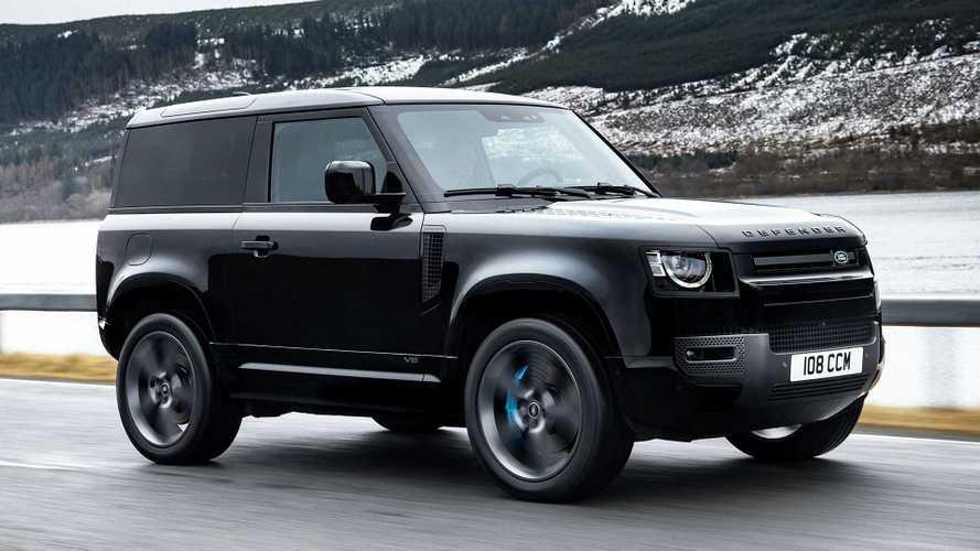 525 chevaux pour le Land Rover Defender V8