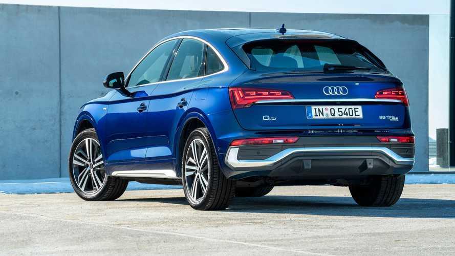 Audi Q5 Sportback Pakai Sistem Tenaga Listrik yang Canggih dan Efisien