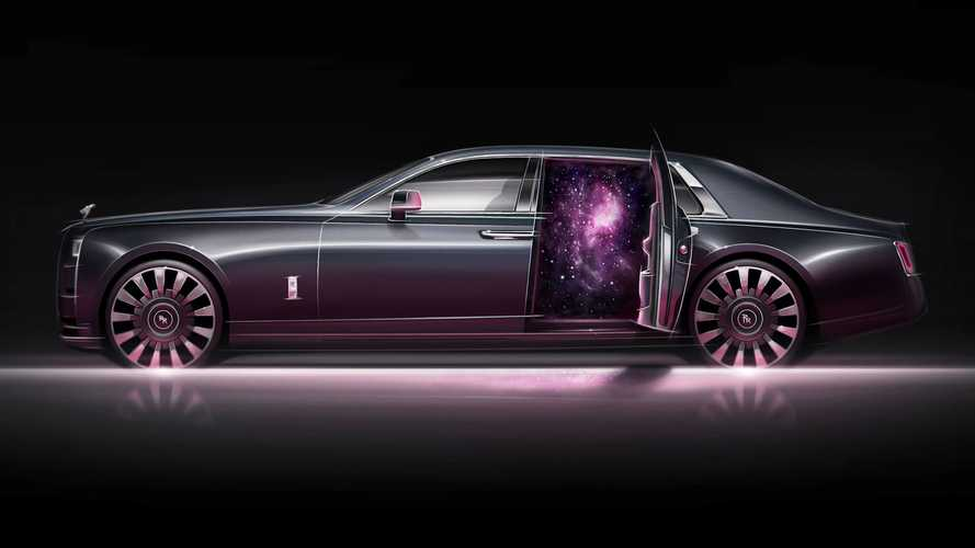 Коллекция Rolls-Royce Phantom Tempus