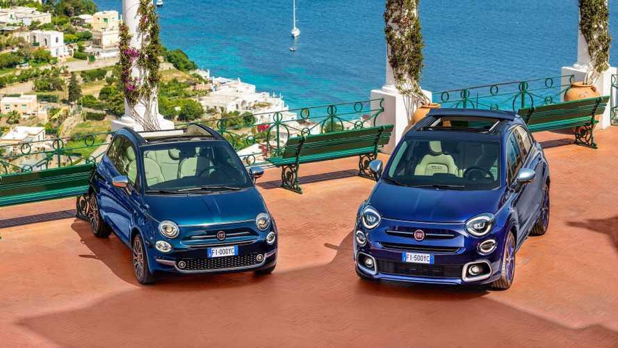 Fiat 500X'in katlanabilir kumaş tavanlı versiyonu tanıtıldı