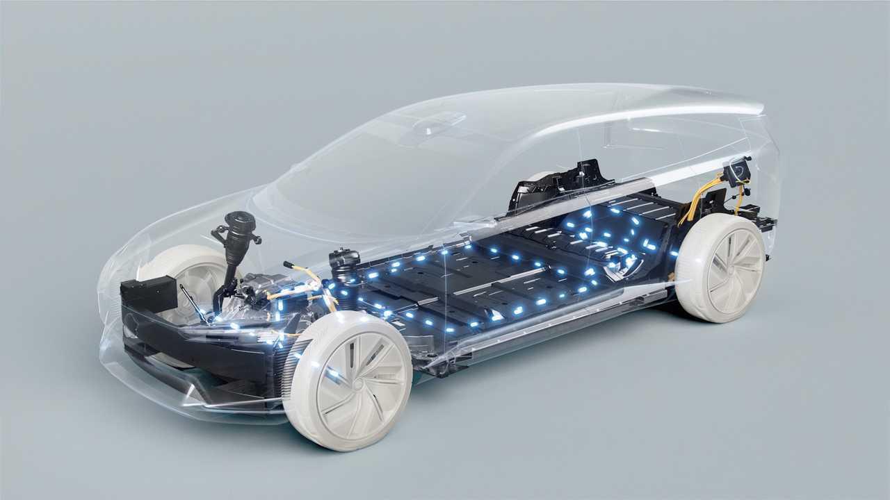 Volvo verrät seine Pläne für künftige Elektroauto-Generationen