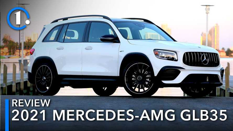 2021 Mercedes-AMG GLB 35 Review: Fun And Ferocious