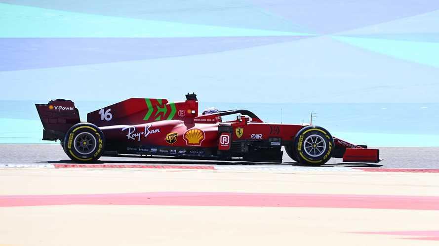 Ferrari Makin Termotivasi untuk Bangkit