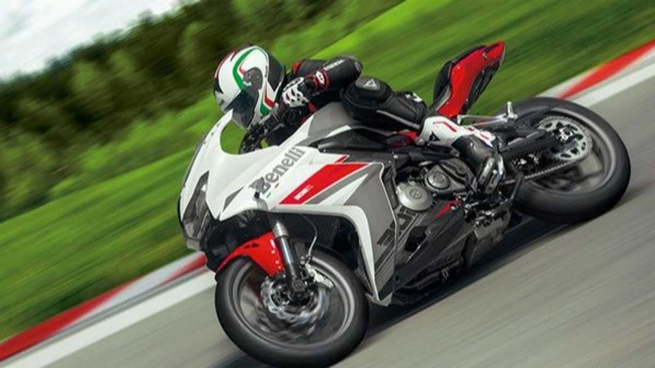 Is This The New Benelli 302R?