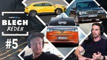 BLECH REDEN #5: Der neue VW T7 und Kim Kardashians Urus