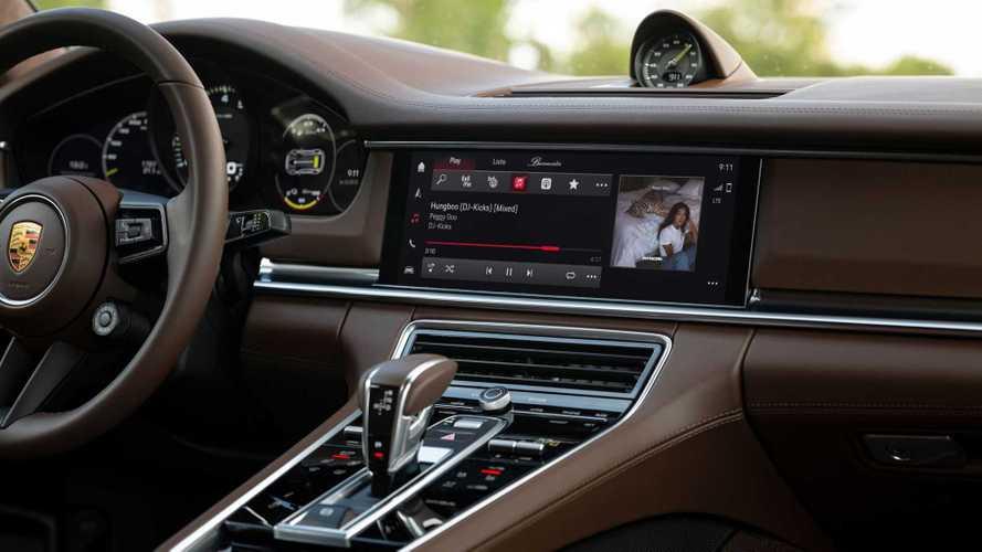 Android Auto débarque enfin dans les Porsche