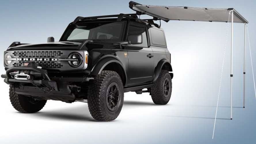 Ford Bronco Accessories Page Is Up And Running With Almost 200 Items