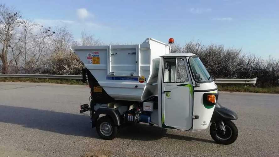 I nuovi veicoli green di Officina Pilla per la raccolta rifiuti