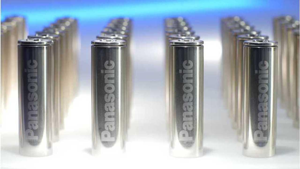 Panasonic Batarya Jenerik Fotoğrafı