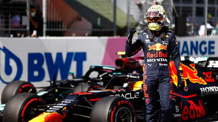 2021 Steiermark GP: Verstappen ve Red Bull pole pozisyonunda!