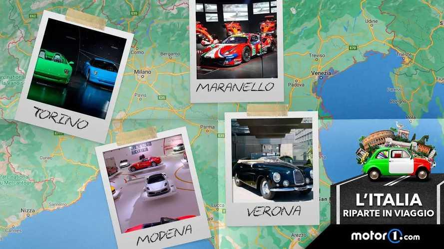 Vacanze on the road, i musei auto da non perdere in Italia