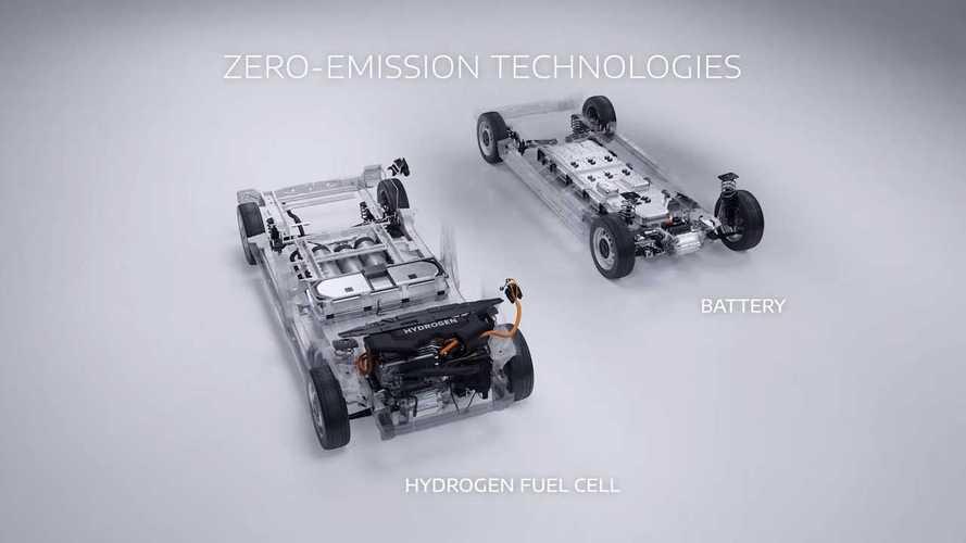 Stellantis: Sistema de célula de combustível de hidrogênio