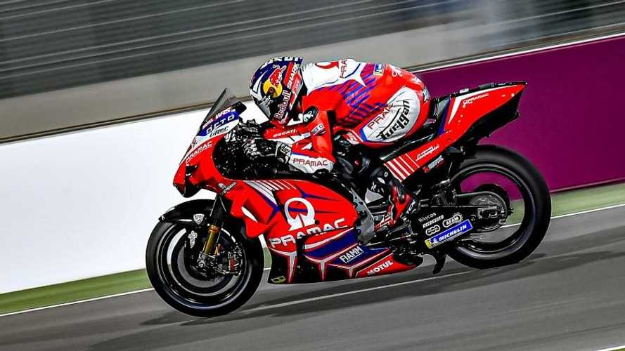 Ducati Rider Johann Zarco Sets New MotoGP Top Speed Record