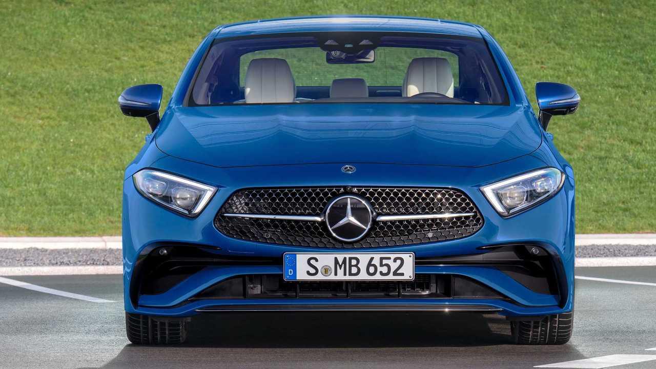 Обновленный Mercedes-Benz CLS оценили в рублях