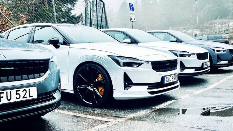 Polestar 2 performance model possibly teased by company boss