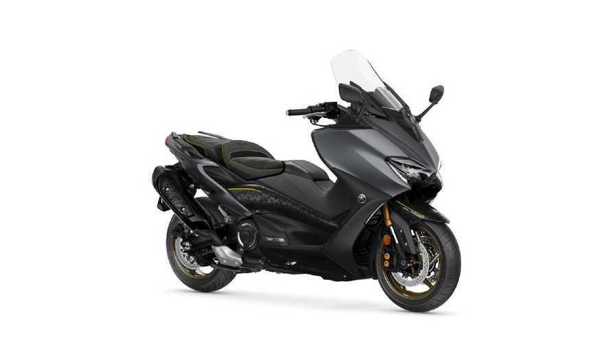 Yamaha TMAX 20° Aniversario 2021