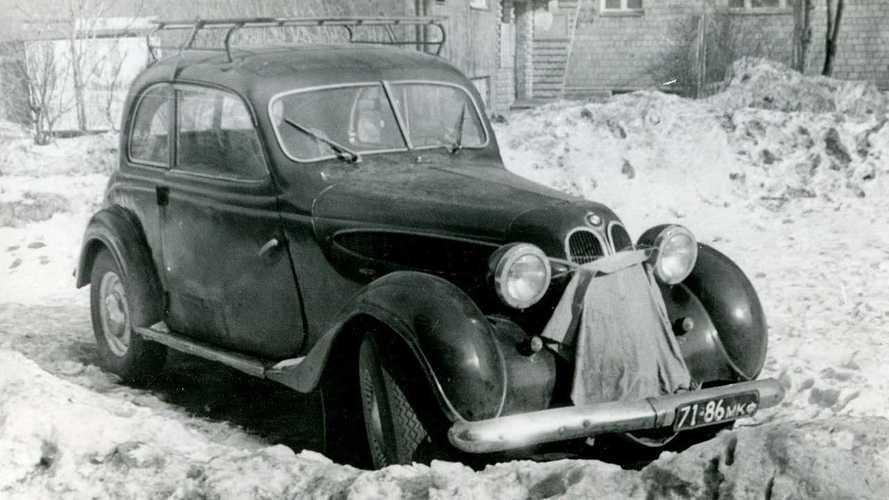 Трофейные автомобили в СССР