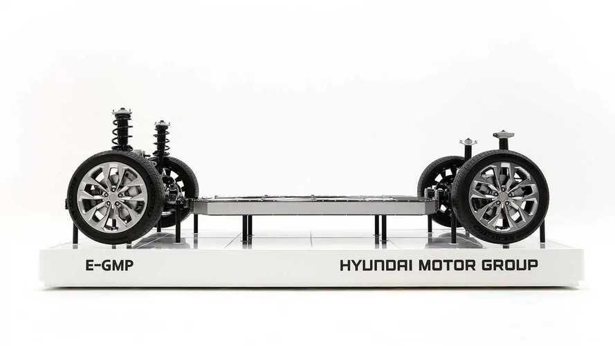E-GMP: Die Elektro-Plattform von Hyundai im Detail