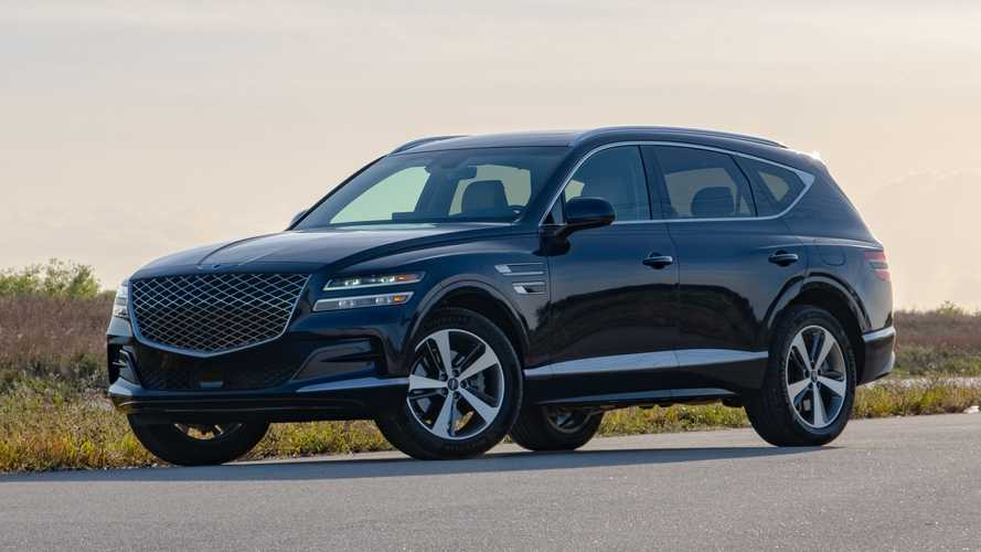 2021 Genesis GV80: Pros And Cons
