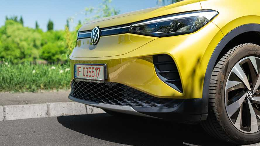 Volkswagen Working On ID.2 Electric Crossover: Here Before 2025