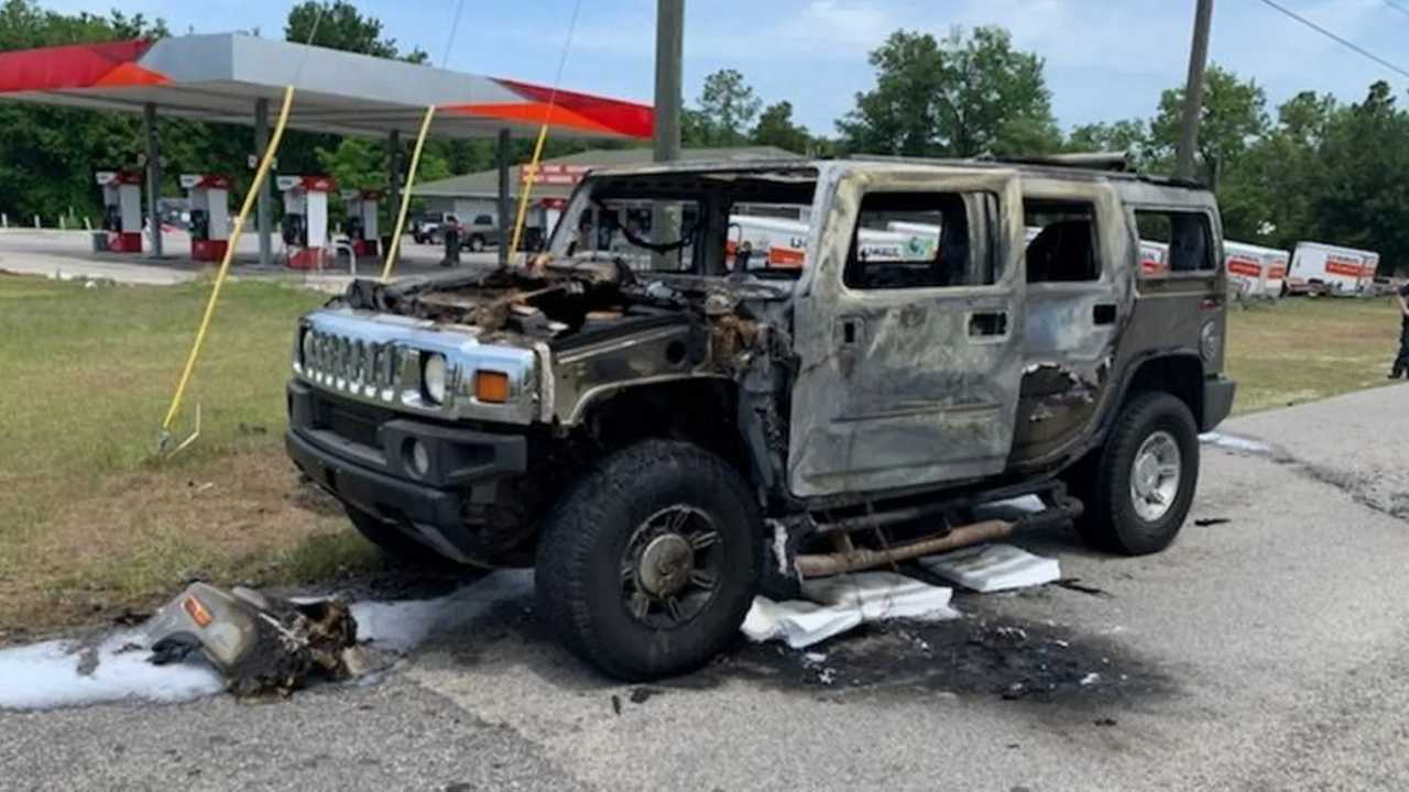 Kiégett Hummer