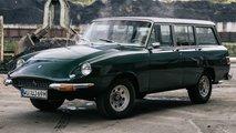 Jerrari zu verkaufen: Ein Kind aus Wagoneer und 365 GT