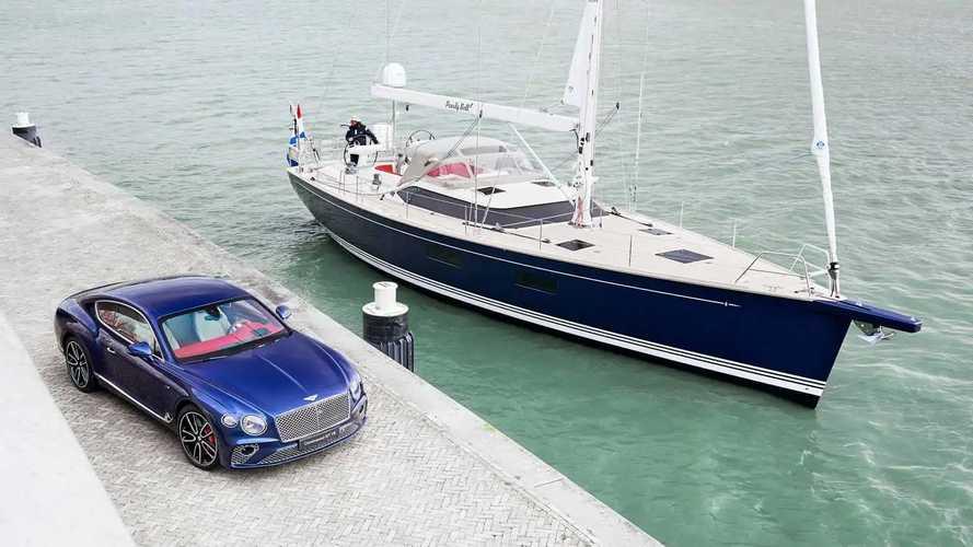 Bentley Contest 59 Yacht CS Interior