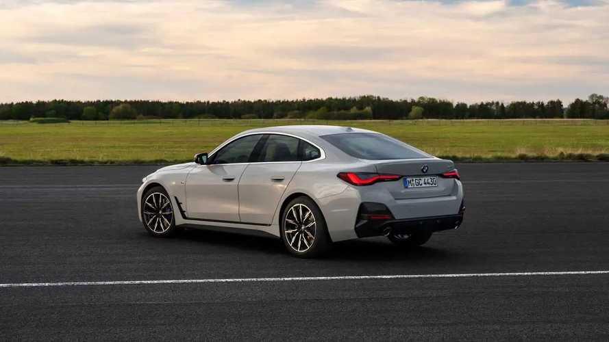 BMW Serie 4 Gran Coupé (2021)
