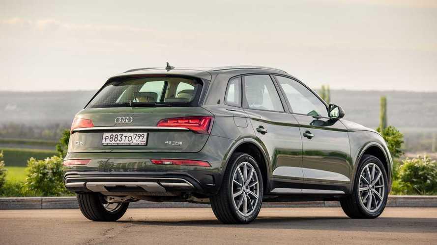 Обновленный Audi Q5 – первый российский тест-драйв