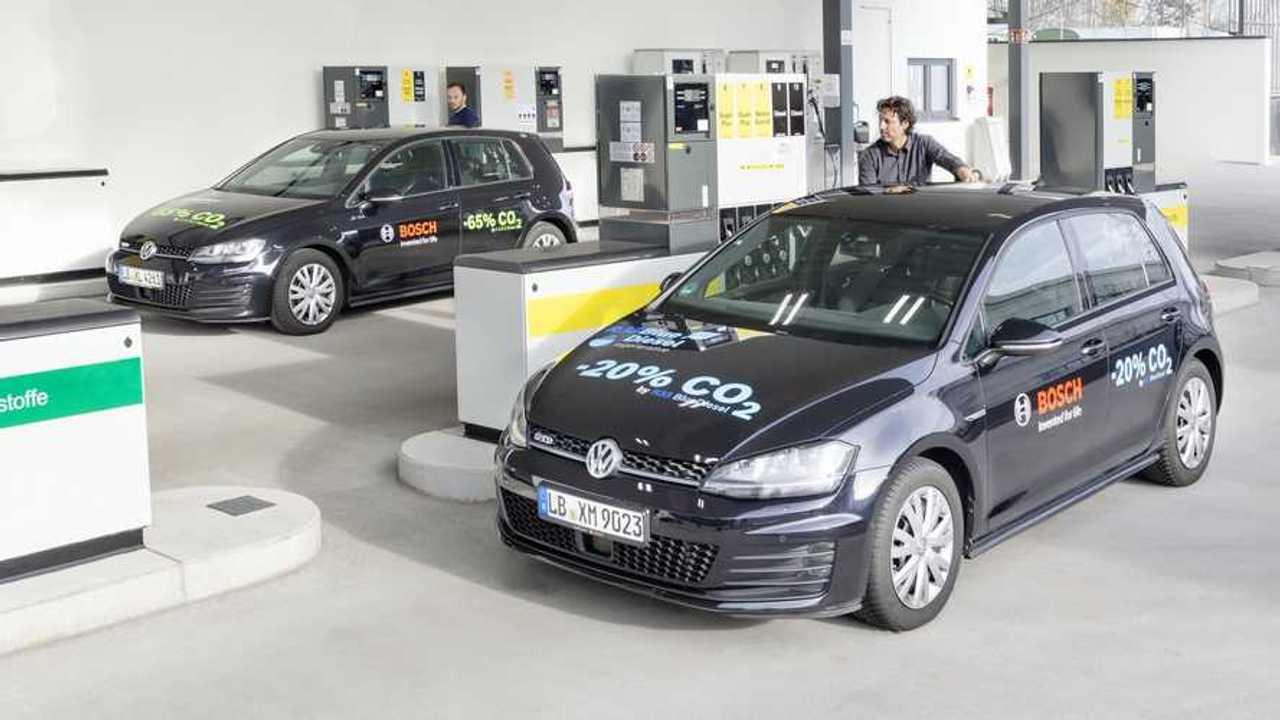 Bosch, Volkswagen, Shell